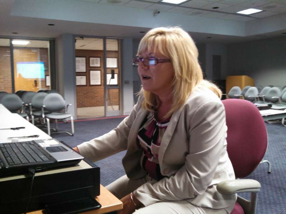 Midland County Clerk Ann Manary is shown in a Daily News file photo. Because of the ban on straight-ticket voting in Michigan, Manary is encouraging voters to research candidates and proposals before heading to the polls. Photo: Daily News File Photo