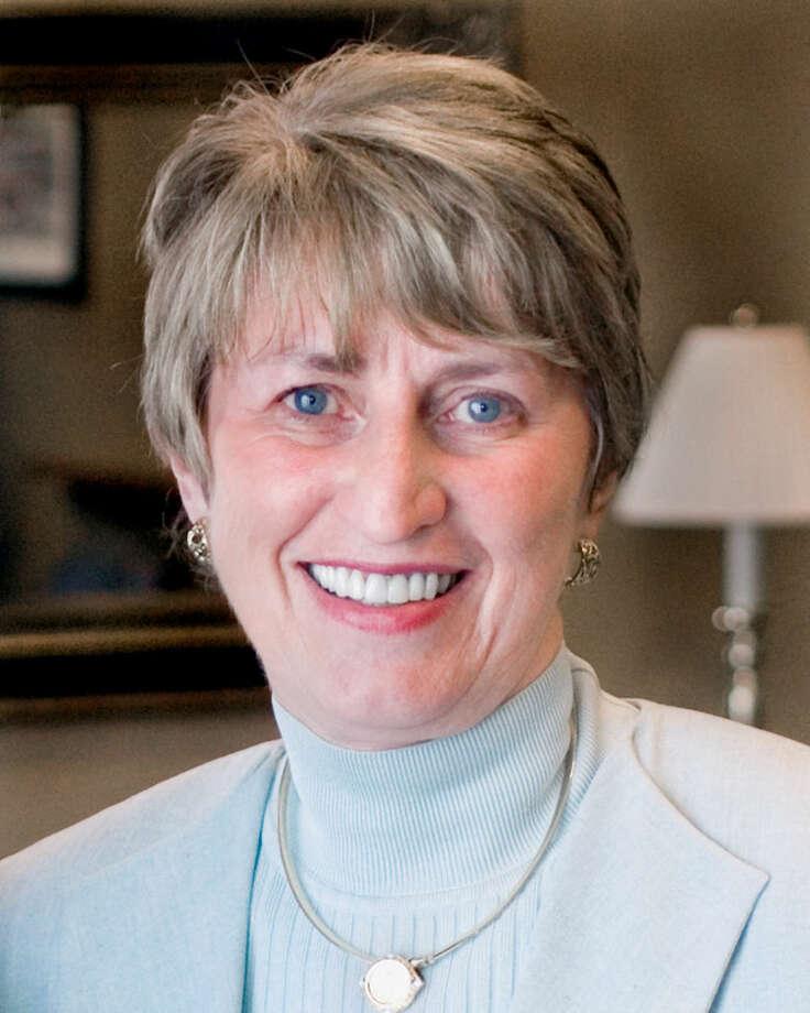 Delta President Jean Goodnow