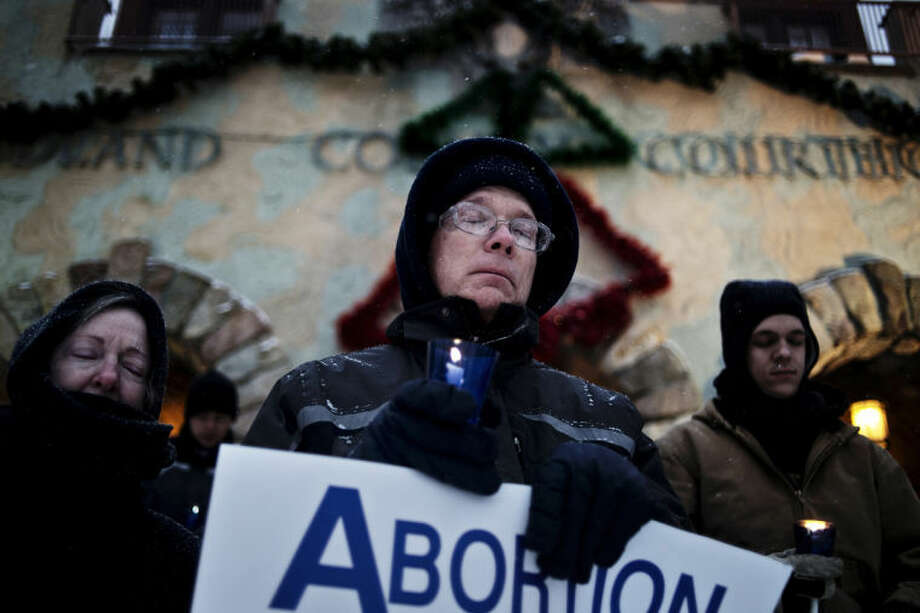 A Midland County Right to Life vigil is planned for Saturday. Photo: Daily News File Photo
