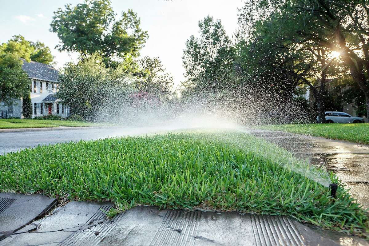 Irrigation systems can use more water than property owners realize. It is one reason some San Antonio Water System customers have been shocked by high bills from the hot, dry summer.