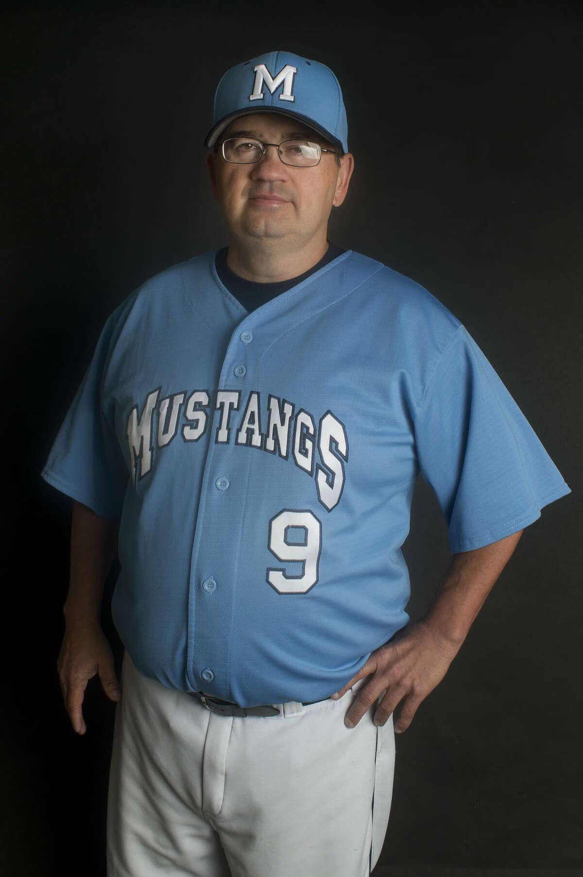 Meridian baseball coach Mark Novak hopes to continue leading Mustangs following major surgery recently.