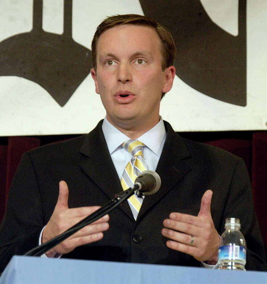 U.S. Sen. Chris Murphy-D-Connecticut will address the Rotary Club of Stamford on March 22. Photo: Carol Kaliff / Hearst Connecticut Media / The News-Times
