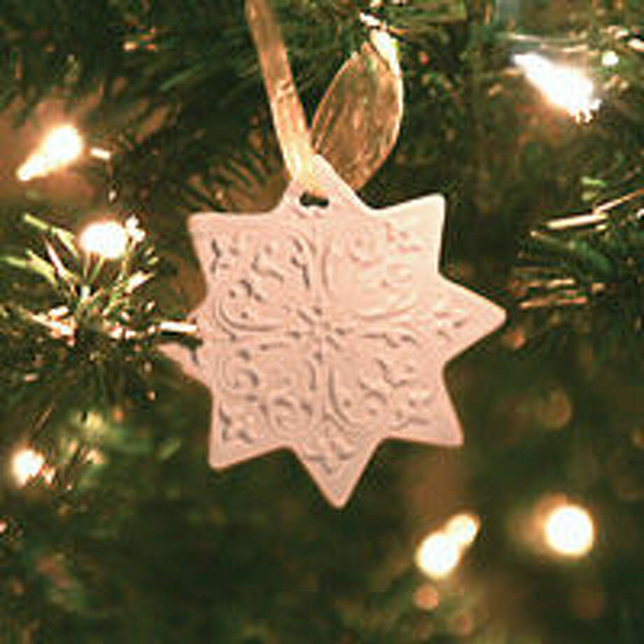 A Star in the Garden ornament is seen in this file photo. Photo: File Photo