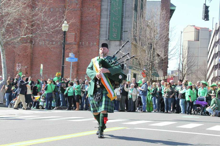 On Friday, Bridgeport will host its St. Patrick's Day parade. Find out more.  Photo: Derek T. Sterling / Connecticut Post