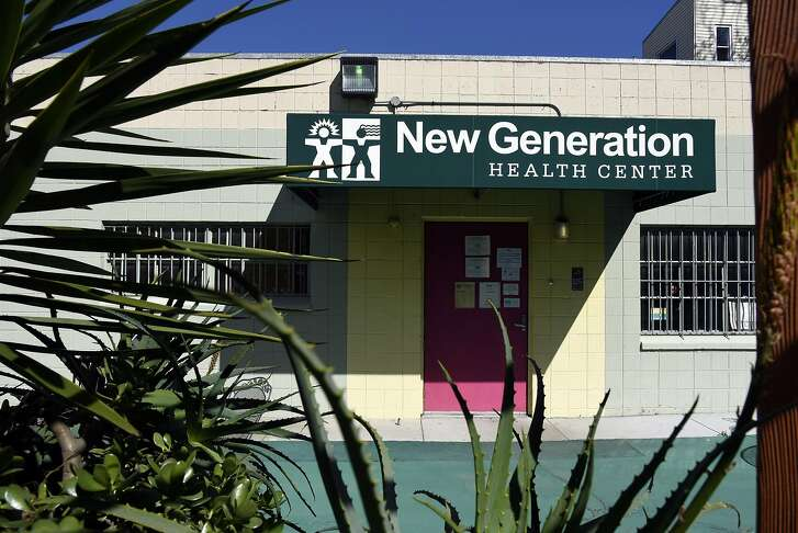UCSF�s New Generation Health Clinic is slated for closure, in San Francisco, CA Thursday, March 17, 2016.