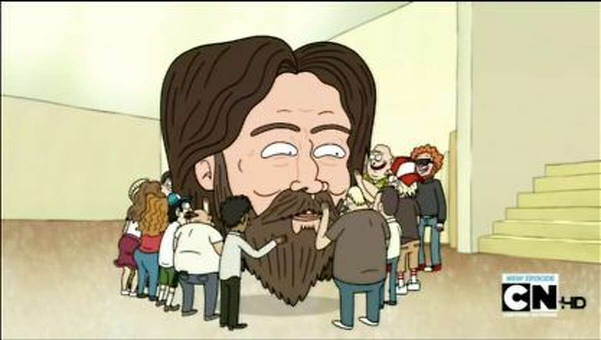 """Billy Mitchell, world video game champion, alleged that the character of Garrett BobBy Ferguson in """"Regular Show"""" infringed on his rights."""