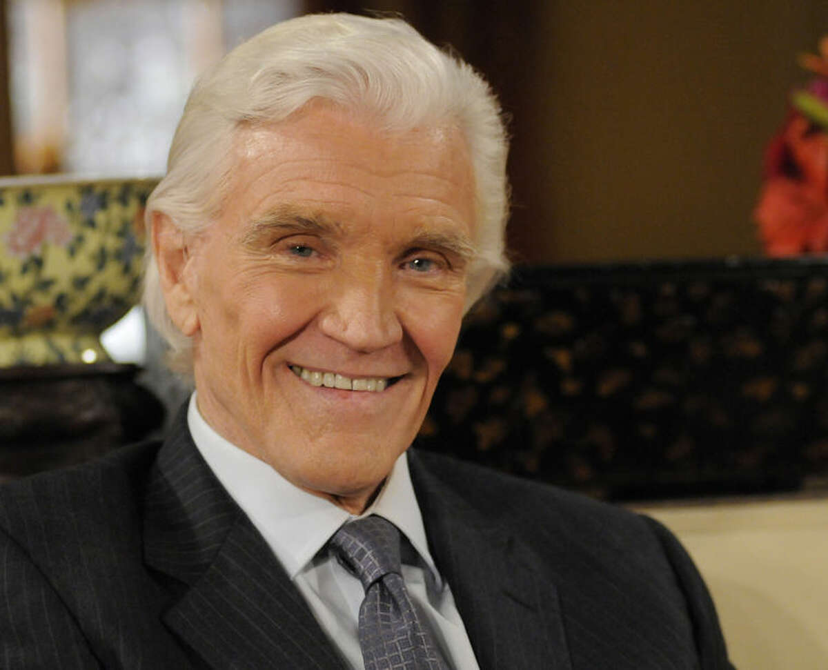 """This 2009 photo provided by ABC shows actor David Canary who played the roles of Adam/Stuart Chandler in the television show """"All My Children,"""" on the ABC Network. Canary died of natural causes on Nov. 16 at his home in Wilton, Conn. He was 77. (Lorenzo Bevilaqua/ABC via AP)"""