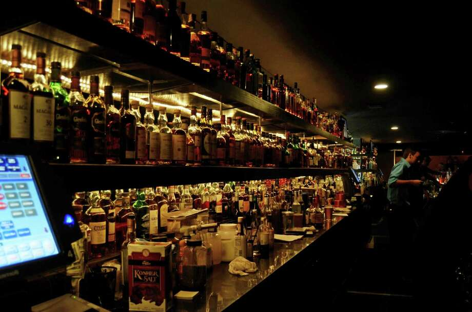 Taking its inspiration from the speakeasy era of the prohibition, Bar 1919 is located underneath Blue Joe's in the Blue Star Art complex. Photo: Express-News File Photo / SAN ANTONIO EXPRESS-NEWS