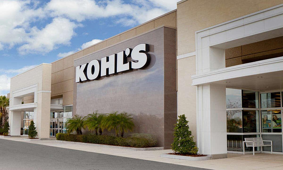 File - Kohl's in Midland, Michigan.