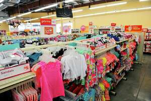 A view of some of the children's clothing inside the newly opened Family Dollar on South Pearl Street on Thursday, March 17, 2016, in Albany, N.Y.   (Paul Buckowski / Times Union)