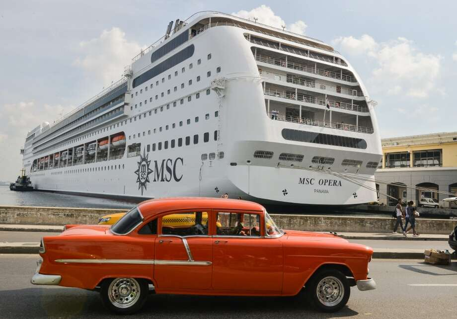 Cruise operators are gearing up for American trips to Cuba. Photo: ANA RODRIGUEZ, AFP/Getty Images