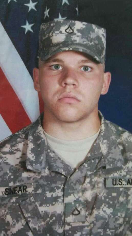 Robert Jeffrey Snear, 21, of Coleman, died on Sunday in his barracks room at Fort Hood, Texas, according to a press release from Fort Hood officials.