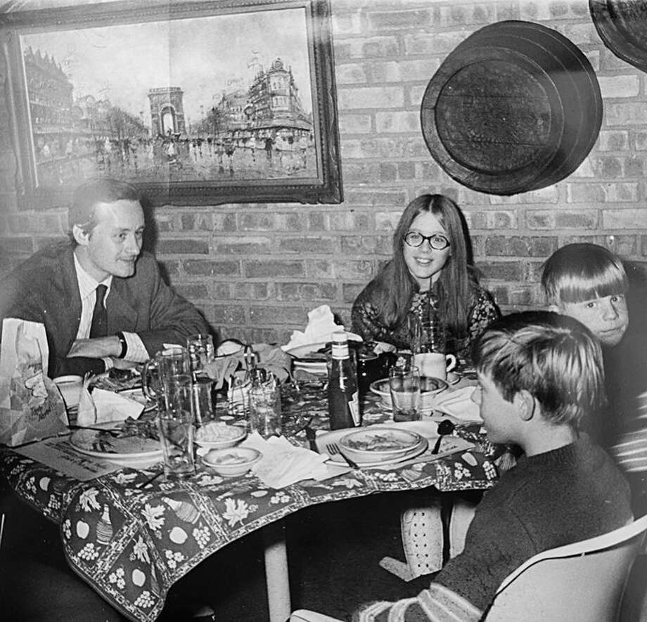 Dining at the Pickle Barrel in Midland. Photo: Midland Daily News File Photo