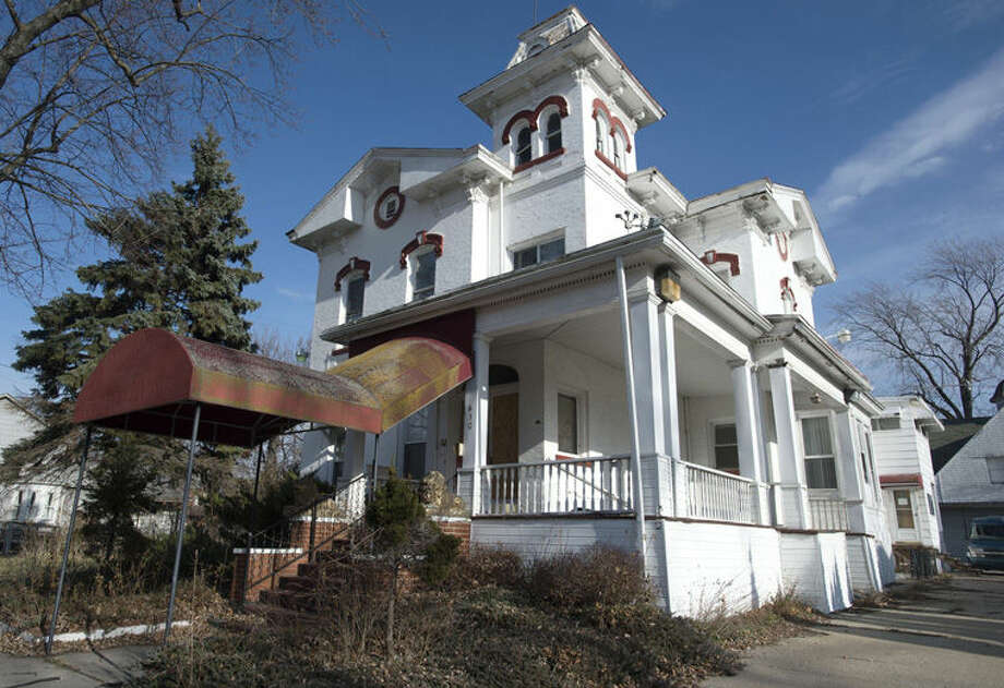 Last month, a local real estate agent handed over $7,000 to a private trust responsible for the abandoned C.K. Eddy house that stands at 630 N. Jefferson on Saginaw's north side. In return, Christopher Traverse got the keys to the more than 130-year-old mansion that once belonged to one of the community's founding fathers.