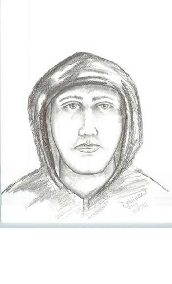 A sketch of a person of interest wanted by the Saginaw Chippewa Tribal Police for questioning regarding an alleged assault at the Soaring Eagle Casino & Resort during the evening of Aug. 19 or the early morning hours of Aug. 20