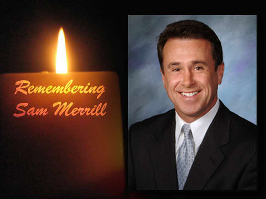 The television station published this tribute to Sam Merrill on its website.
