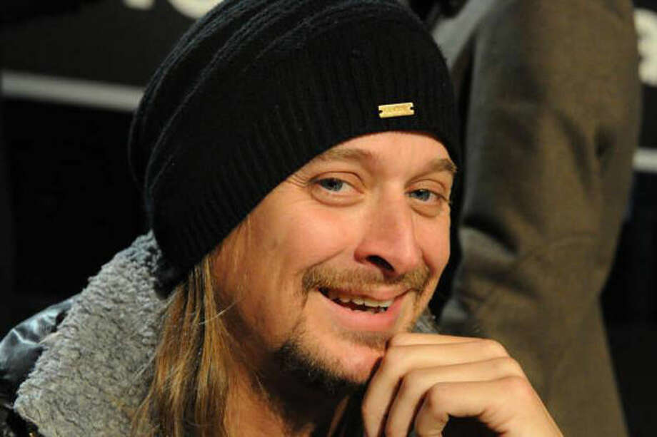 Kid Rock Photo: AP Photo