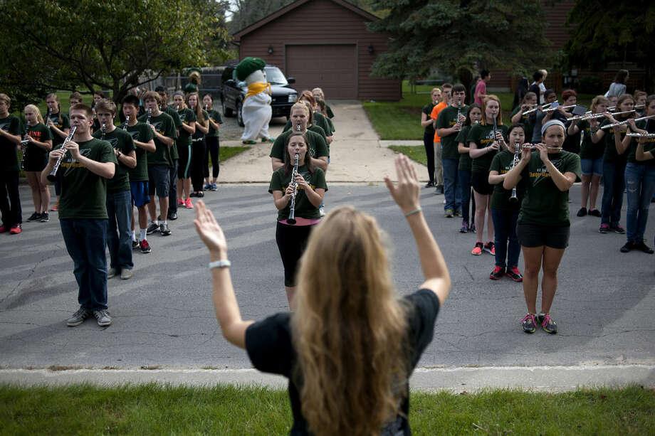 Photo: Brittney Lohmiller | Midland Daily News
