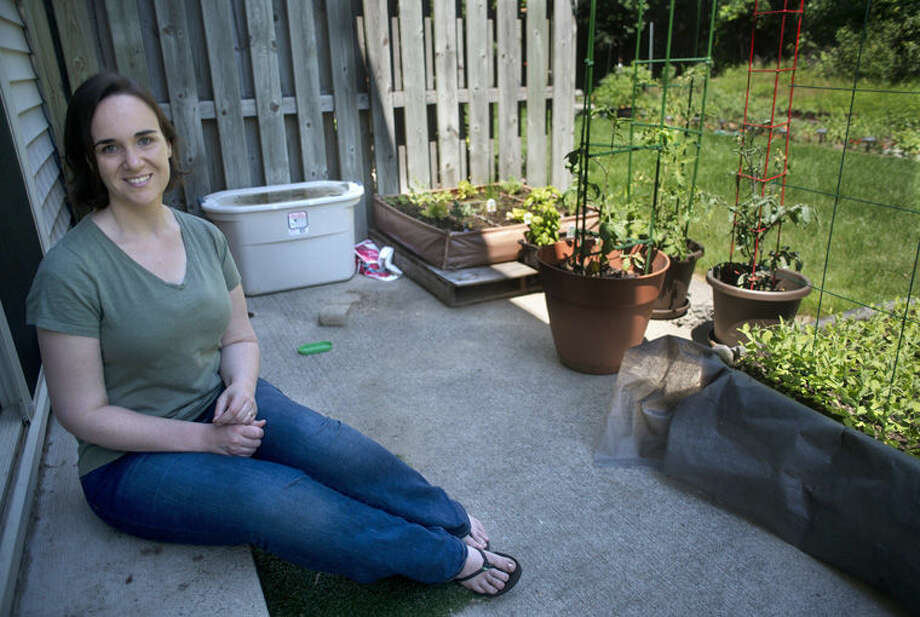 Midland resident Jennifer Hodson. Photo: Brittney Lohmiller | Midland Daily News