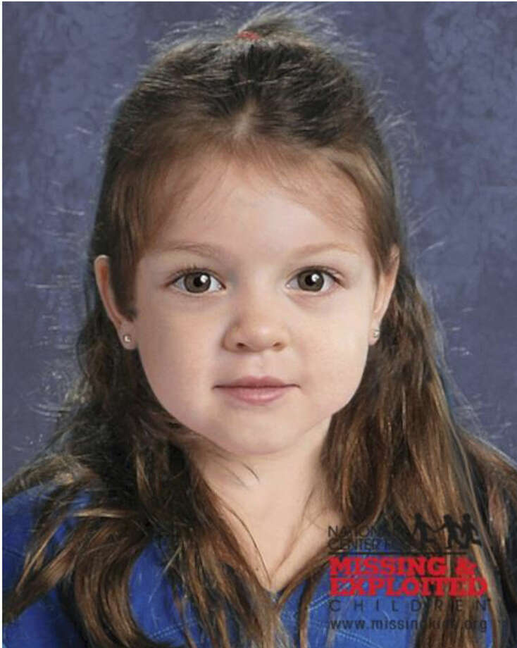 This is the computer-generated composite image that depicted a likeness of the young girl whose body was found on the shore of Deer Island in Boston Harbor on June 25. Photo: HOGP