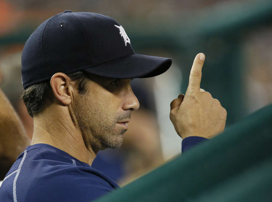 Manager Brad Ausmus Photo: Duane Burleson | AP Photo