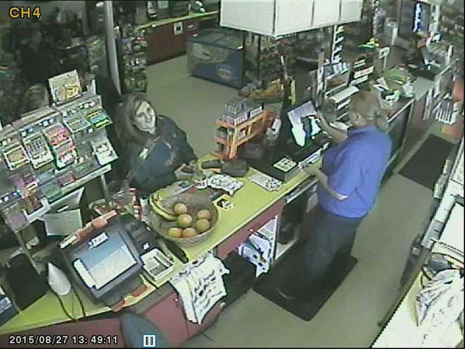 The Bay County Sheriff's Department is seeking this woman.