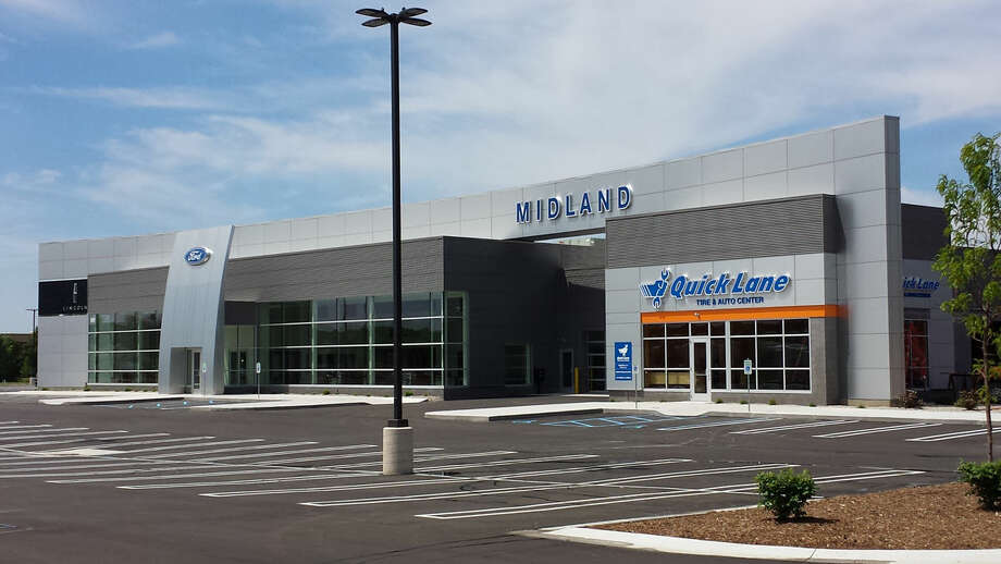 new midland ford-lincoln offers quick lane tire & auto center