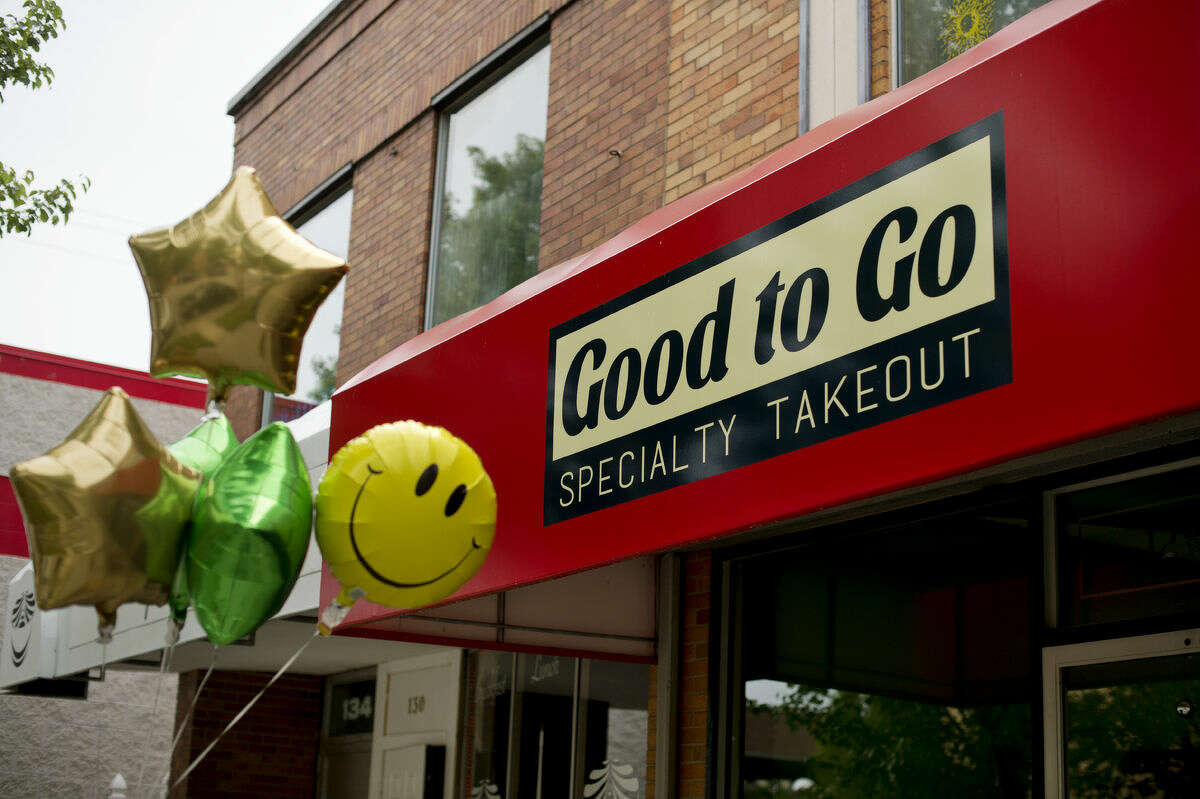 Good to Go had its grand opening in Midland on Thursday. The new eatery offers sandwiches, salads and many other options.