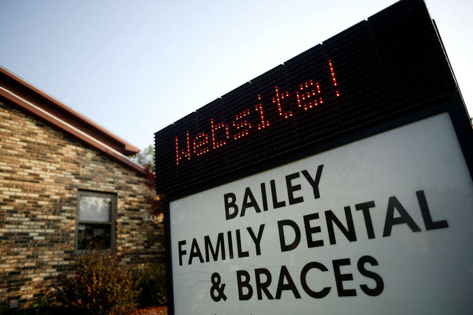 NICK KING | nking@mdn.net Bailey Family Dental and Braces was voted best dental office in Midland by our readers.
