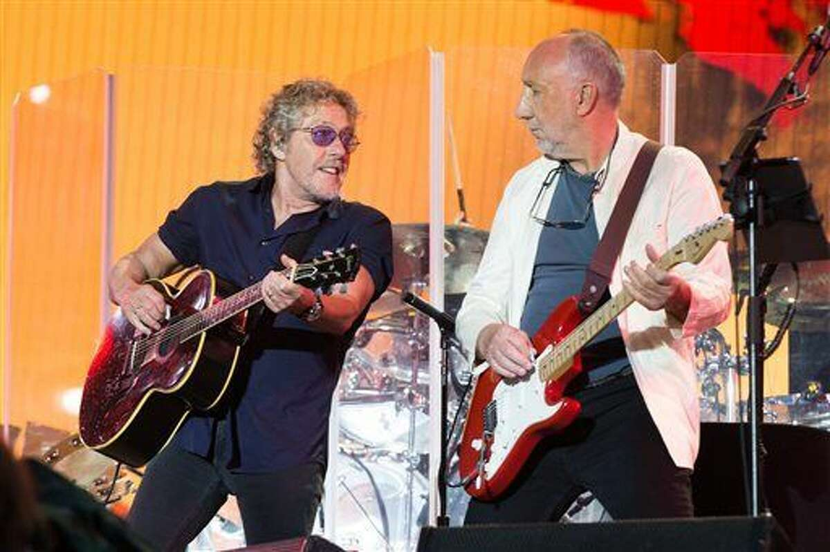 The Who will kick off their rescheduled tour in Detroit in February.