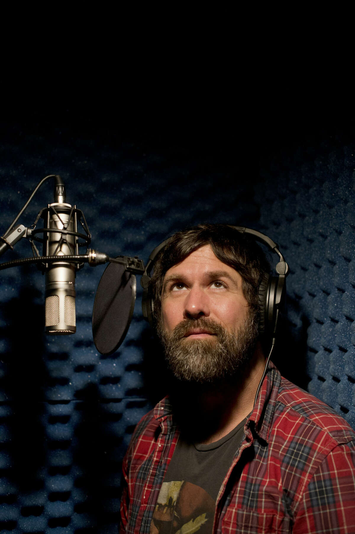 """Singer and songwriter Brandon Calhoon was on INXS Rock Star and was recently tapped to write the theme song for """"Battle Creek,"""" a CBS cop drama from the creator of """"Breaking Bad."""""""