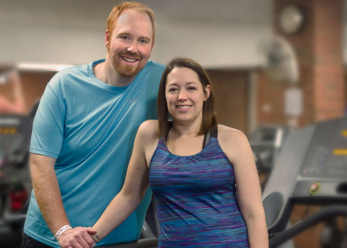 Midland residents Lee and Renee Blanchard are enjoying their new active lifestyle after bariatric surgery. Renee is even training for a half-marathon.