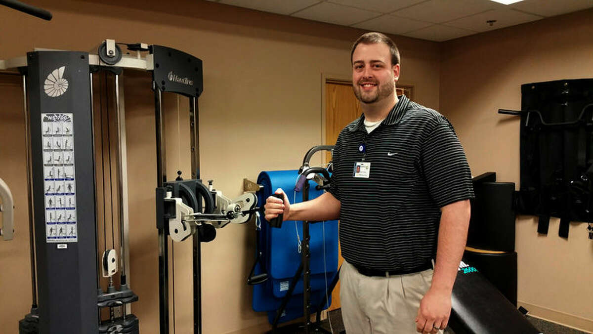 MidMichigan Health's new Rehabilitation Services location within the Greater Midland North-End Fitness Center located at 601 E. Wackerly Road is staffed by Physical Therapist Kyle Stevenson. He has a special interest in sports medicine and enjoys working with athletes of all ages.