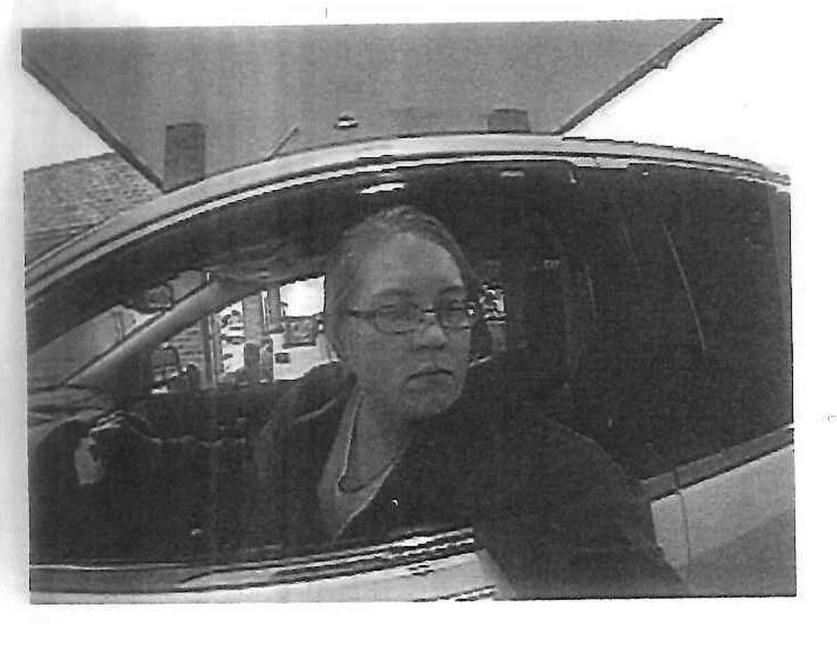 Mount Pleasant police are looking for this woman.
