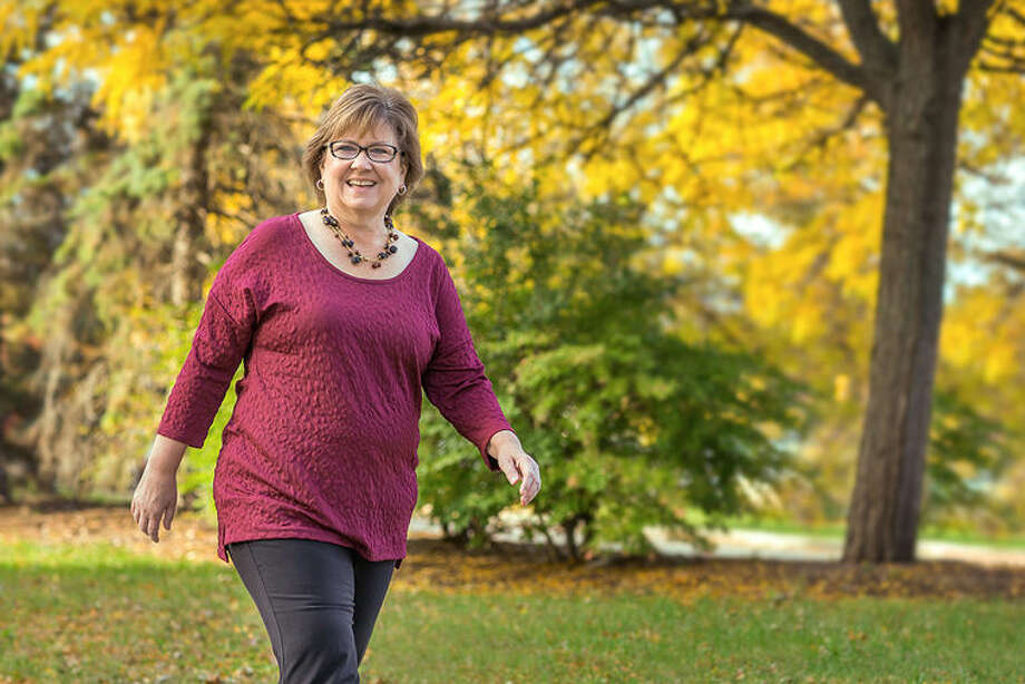 Thanks to the Medical Weight Management Program at MidMichigan Health, Cheryl Warner learned a lot about nutrition, feels healthier and has lost nearly 100 pounds. Photo: Photo Provided