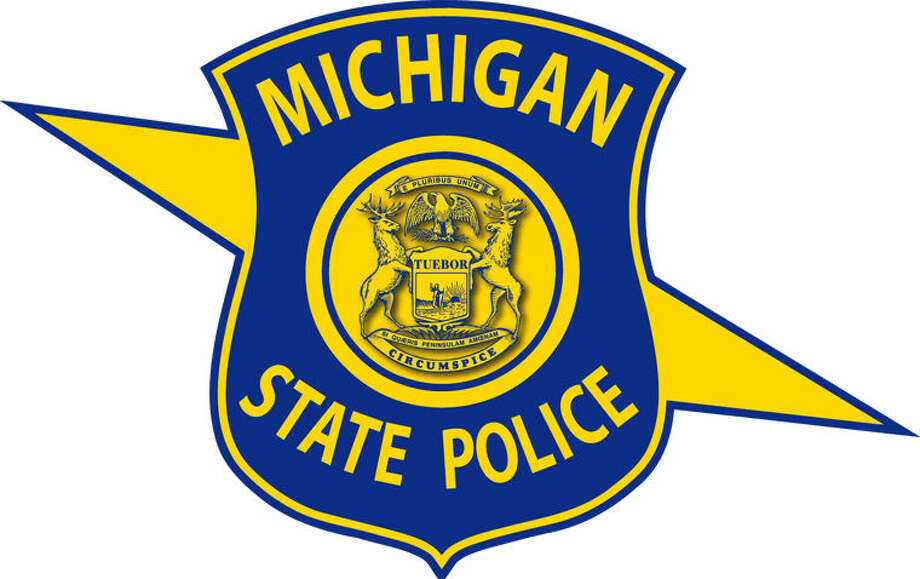 Image result for michigan state Police logo