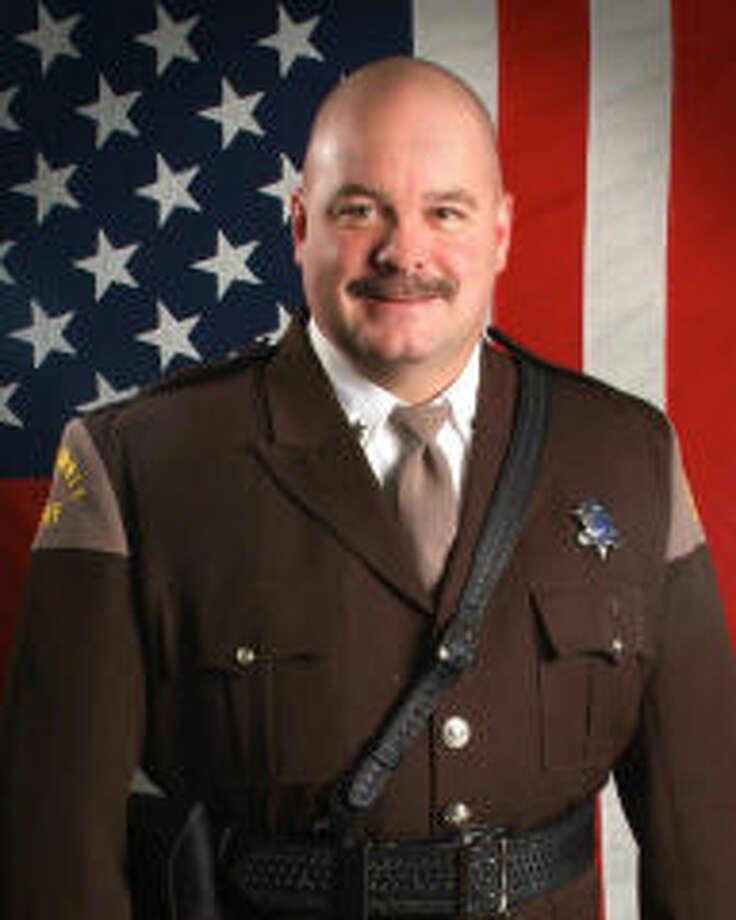 Clare County Sheriff John Wilson