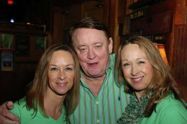 Were you SEEN celebrating St. Patrick's Day at Molly Darcy's in Danbury on March 17, 2016?
