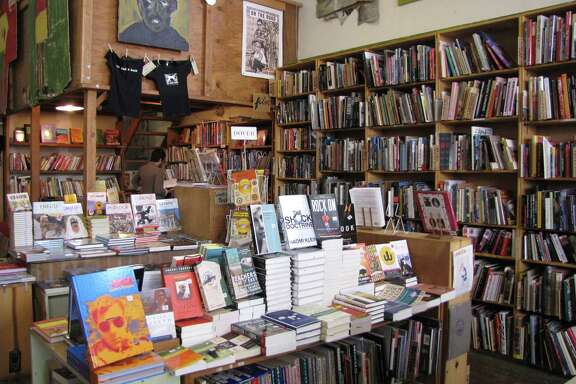 Dog Eared Books' Mission District store has been open since 1992.