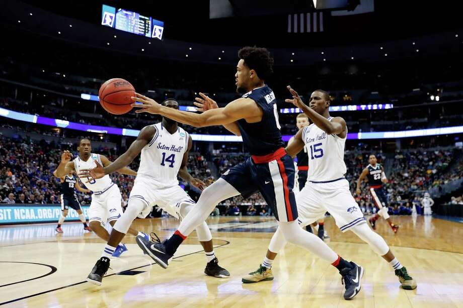 Midwest Region(11) Gonzaga 68, (6) Seton Hall 52 Photo: Justin Edmonds, Getty Images / 2016 Getty Images