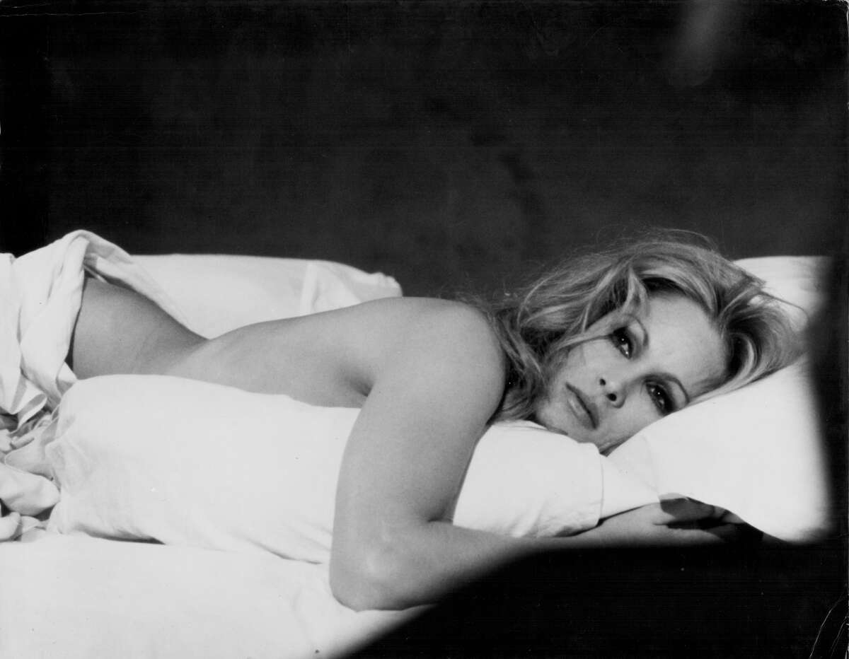 Actress Ursula Andress shot to fame in 1962 as the first