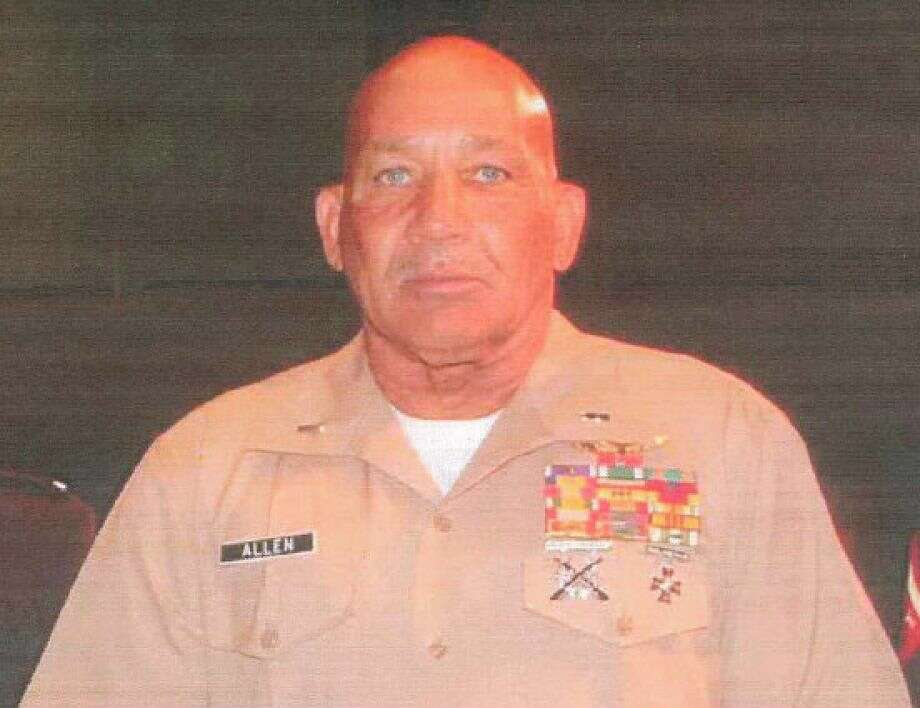 Gregory Bruce Allen, 68, is facing up to a year in prison and a $100,000 fine after he lied about receiving a Purple Heart, officials said.