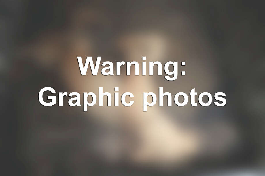 Warning: Graphic photos / ©2016 The Beaumont Enterprise/Ryan Pelham