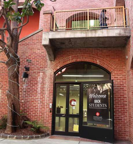 The Academy of Art University at the Cannery in San Francisco, California, viewed on thursday, march 17, 2016.  The Planning Commission is going to be holding a hearing on the Academy of Art University, which has been in violation of city zoning laws on many of its properties. Photo: Liz Hafalia, The Chronicle