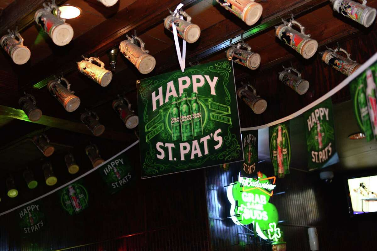 The green beer and St. Patrick's Day festivities live on at San Antonio's Pat O'Brien's - just in a slightly toned-down way because of COVID-19.