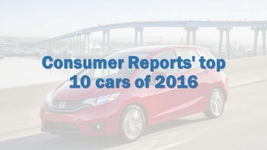 Take a look at the top cars of 2016 by Consumer Reports.