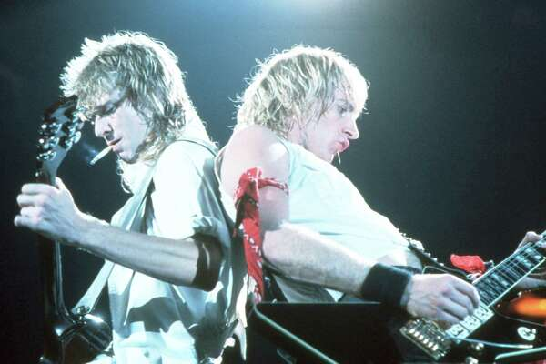 Federal prosecutors in Washington state say sales reps with Advanced BioHealing gave a Department of Veterans Affairs doctor Def Leppard tickets as part of a bribery scheme that saw VA staff promote the pharmaceutical company's products.
