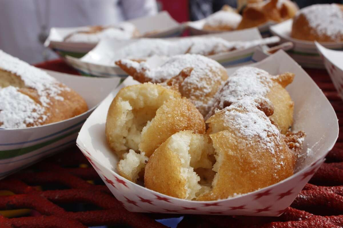 DEEP FRIED BUTTER Bradbury said many carnival vendors like her try to think outside of the box for something that will be fun, attention-grabbing, and of course, delicious. She's even taken her treats to her native Australia.
