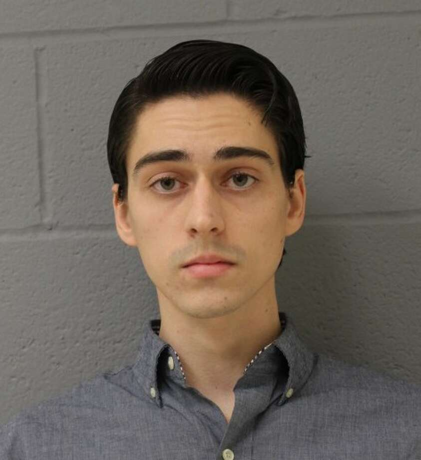 Matthew Madden, 25, is accused of having sexual relationships with several underage girls in Newtown. Photo: Contributed