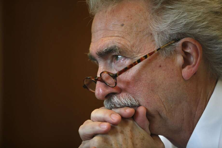 Chancellor Nicholas Dirks said in 2014 that sexual misconduct would not be tolerated at UC Berkeley. Photo: Lea Suzuki, The Chronicle